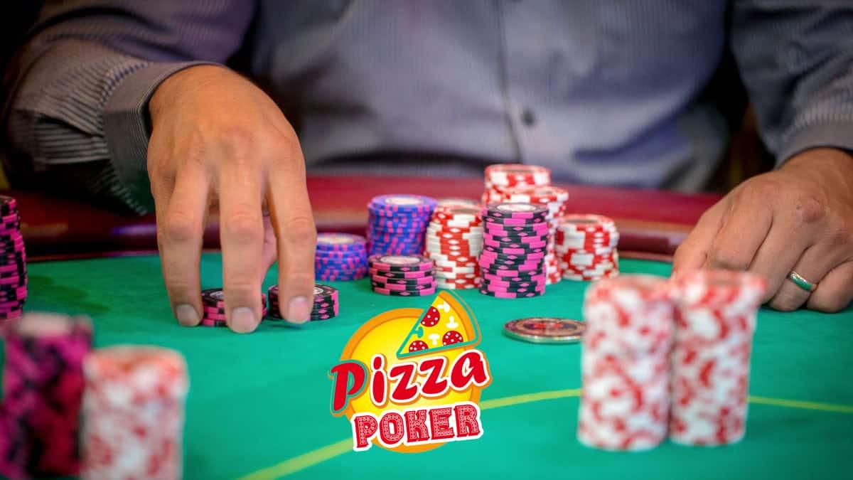 Taruhan Re Raise Game Poker Online Pizza Poker